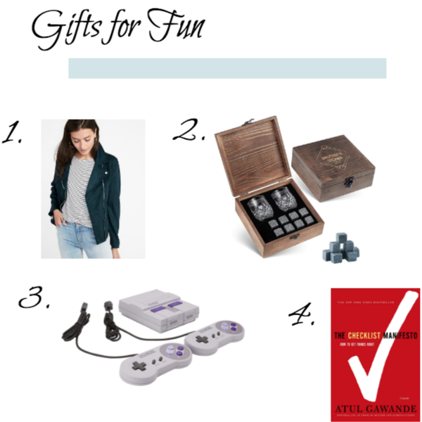 Gifts for Fun