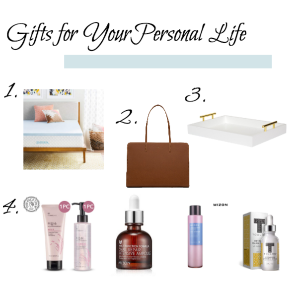 Personal Life Gifts
